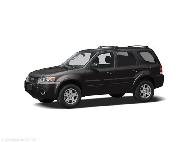 2006 Ford Escape Limited Sport Utility
