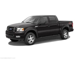 2006 Ford F-150 XLT Truck SuperCrew Cab