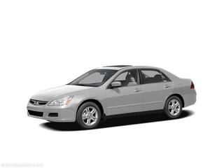 2006 Honda Accord EX V6   Automatic Sedan