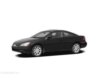 2006 Honda Accord Coupe EX-L at Coupe