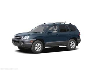 2006 Hyundai Santa FE GL SUV