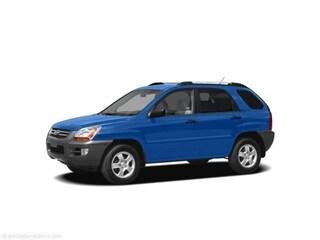 2006 Kia Sportage SUV