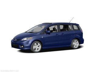 2006 Mazda Mazda5 GS at Low Mileage Priced to Sell