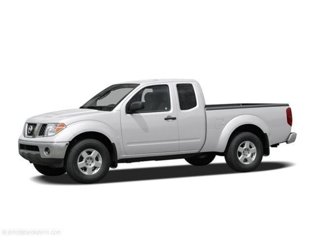 Used 2006 Nissan Frontier For Sale | Campbell River BC