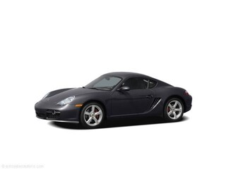 2006 Porsche Cayman S Base Coupe