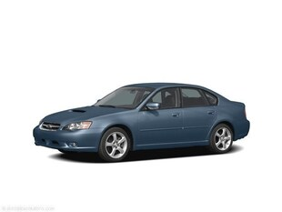 2006 Subaru Legacy Sedan 2.5 I Limited at Sedan