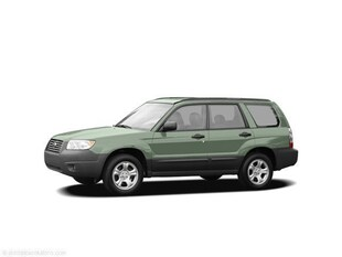 2006 Subaru Forester 2.5 X at SUV