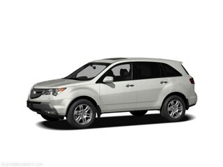 2007 Acura MDX Elite Package SUV