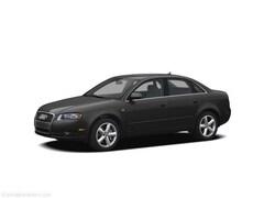 2007 Audi A4 2.0T Sdn 6sp at Tip Qtro Sedan
