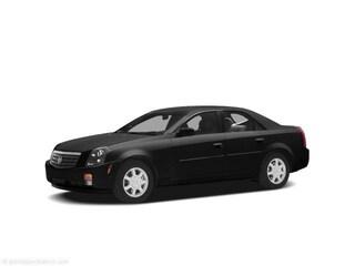 2007 Cadillac CTS Base Sedan
