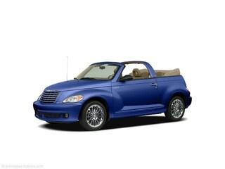 2007 Chrysler PT Cruiser Touring Convertible Automatic