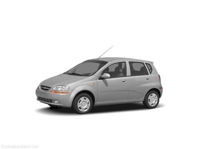 2007 Chevrolet Aveo LT Hatchback