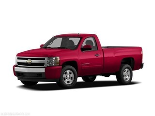 2007 Chevrolet Silverado 1500 Next Generation WT Truck Regular Cab