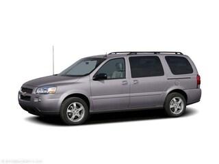 2007 Chevrolet Uplander Van Passenger Van