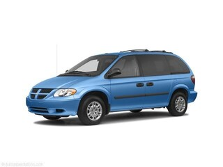 2007 Dodge Caravan Base Van