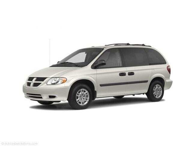 2007 Dodge Caravan Base Van