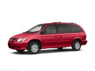 2007 Dodge Grand Caravan Base Van