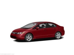 2007 Honda Civic LX | Low KM's | No Accidents | Serviced Here | One Local Owner Sedan