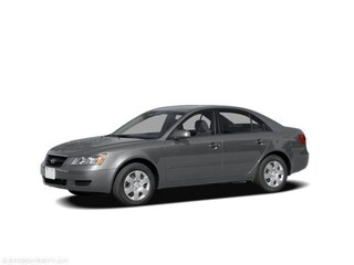 2007 Hyundai Sonata C Sedan