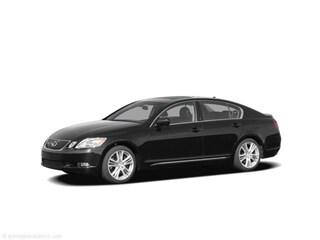 2007 LEXUS GS450h Hybrid w/ navi, backup camera, leather, moonroof Sedan