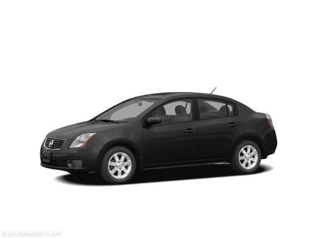 2007 Nissan Sentra Sdn Sedan