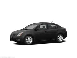 2007 Nissan Sentra Sedan