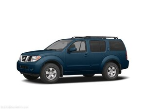 2007 Nissan Pathfinder S 4WD ONE OWNER!
