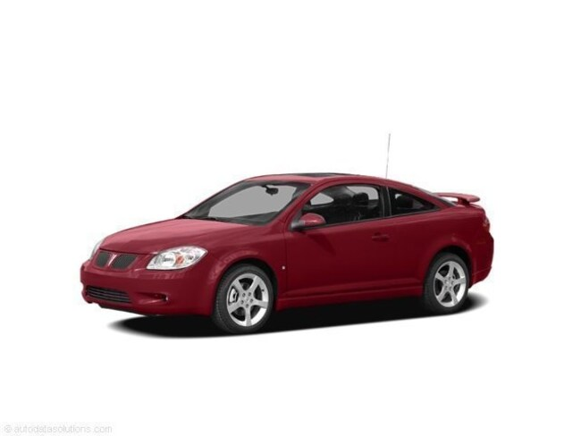 2007 Pontiac G5 GT LEATHER! POWER SUNROOF! Coupe