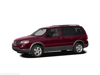 2007 Pontiac Montana SV6 No Accidents Low Kms Van Passenger Van