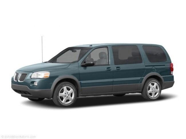 2007 Pontiac Montana SV6 EXT WB Van Extended Passenger Van