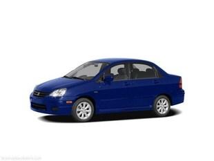 2007 Suzuki Aerio Premium Pkg Berline 5343 Automatique l/100km FWD