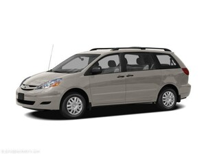 2007 Toyota Sienna LE 7 Passenger No Accidents Local B.C.