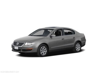 2007 Volkswagen Passat BASE Sedan