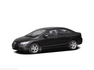 2008 Acura CSX Base Sedan