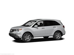 2008 Acura MDX Technology Package w/Power Tailgate SUV