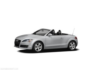 2008 Audi TT 3.2 Convertible
