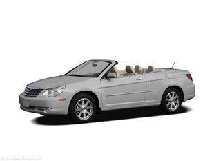 2008 Chrysler Sebring Limited Sedan