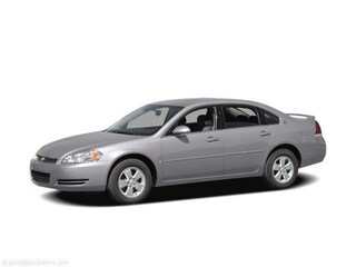 2008 Chevrolet Impala SS Sedan