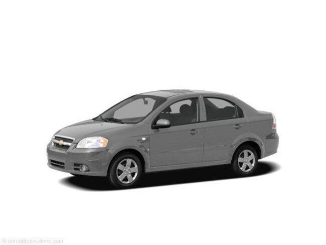 Used 2008 Chevrolet Aveo Lt For Sale Oshawa On