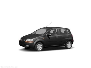 2008 Chevrolet Aveo 5 LS - As Traded Hatchback