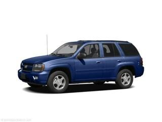 2008 Chevrolet Trailblazer LT1 Sunroof, Hitch, Remote Start, 5 Pass Wagon
