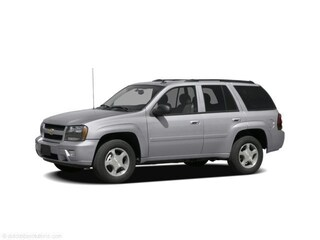 2008 Chevrolet TrailBlazer Cloth | Power Windows/Locks SUV