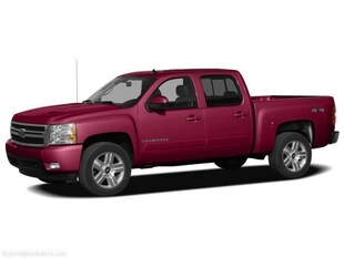 2008 Chevrolet Silverado 1500 LTZ Crew Cab Pickup - Short Bed