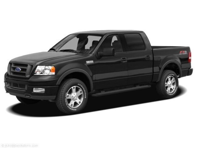 Fx4 For Sale >> Used 2008 Ford F 150 Fx4 For Sale Innisfail Ab