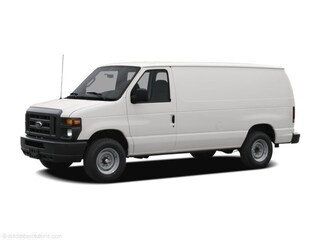 2008 Ford Econoline As Is VAN 4 Speed Automatic