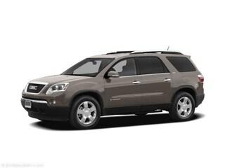 2008 GMC Acadia SLT 4D Utility AWD Leather*Accident Free*AWD SUV
