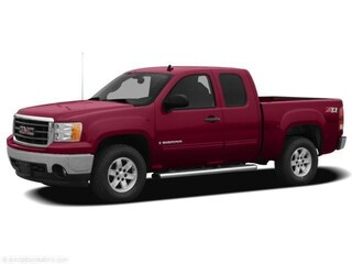 2008 GMC Sierra 1500 LT, LEATHER, ONE OWNER Truck Extended Cab