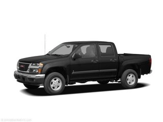 2008 GMC Canyon SLE 4x4 | Sunroof | Off-Road Suspension Crew Cab Pickup