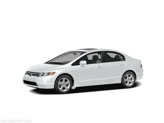 2008 Honda Civic LX Sedan