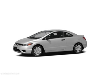 2008 Honda Civic DX-A Coupe